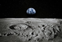 Photo of Colony Discovered on Back Side of Moon