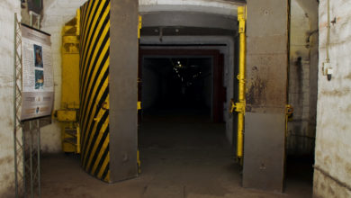 Photo of Secret Bunker-City Discovered in Nevada!