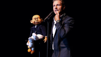 Photo of Ventriloquist Caught Throwing Voice Into Joe Biden