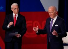 Joe Biden Townhall With CNN's Anderson Cooper Says Police & First Responders Who Don't Get Vaccinated Should Lose Their Jobs