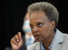 Chicago Mayor Lori Lightfoot Accuses Police Union Of Attempting 'Insurrection' Over Vaccine Mandates
