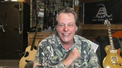 Photo of This Is Awesome: Watch As Ted Nugent Tells Us What He Thinks Of The Traitor Joe Biden