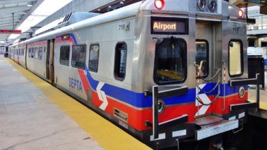 Photo of Passengers Turn Away as Woman is Openly Raped on Philadelphia Train